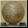 Antique Mesh Ball
